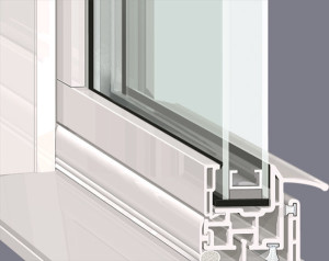 website frame glass